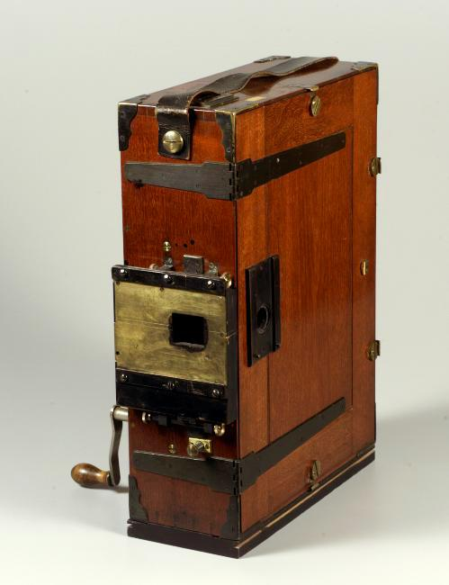 Prestwich cine camera model 51900